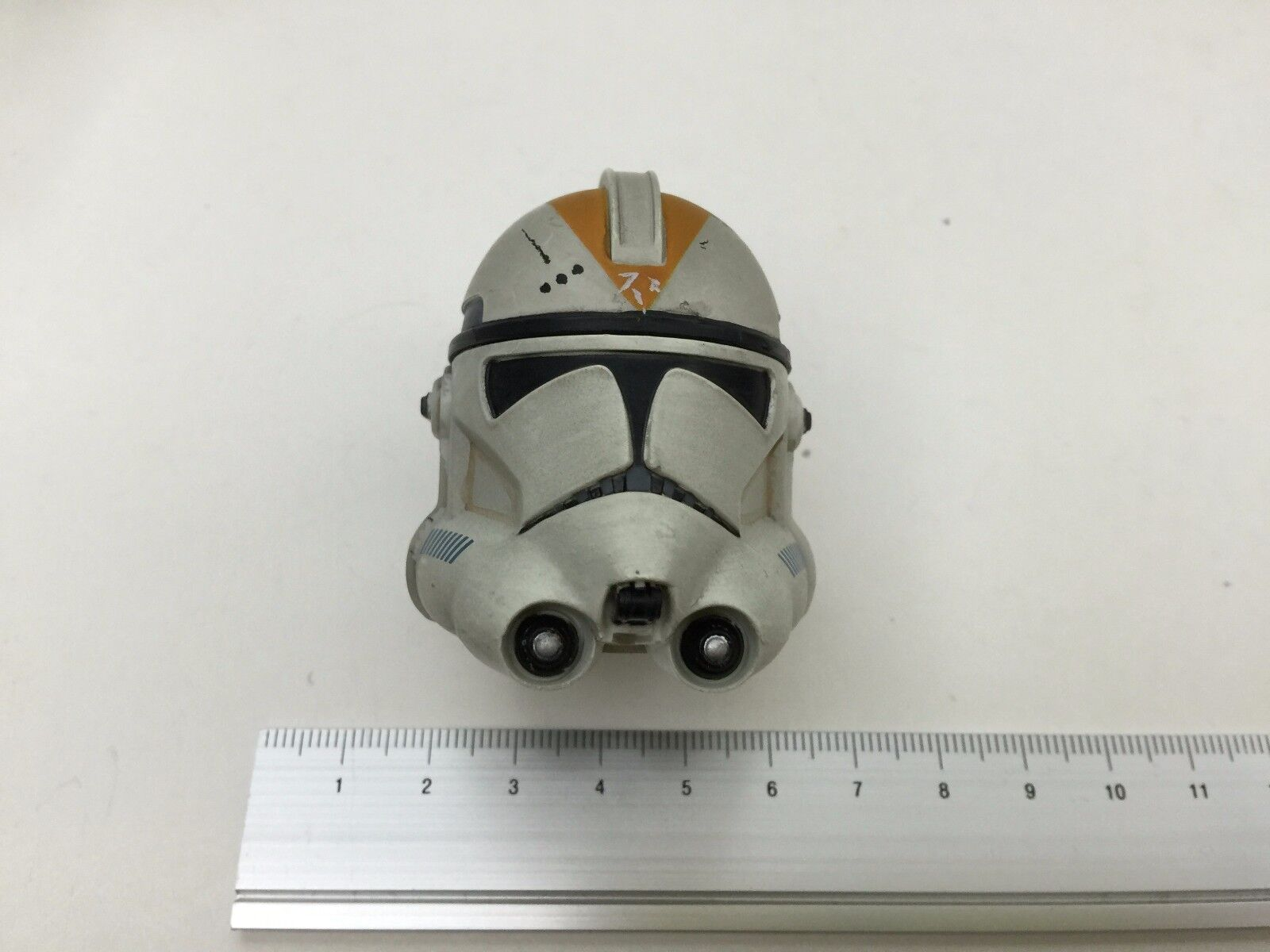 Sideshow 1 6 Scale STAR WARS Clone Trooper 212 nd Perfect Helmet