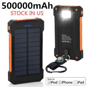 External-Backup-500000mAh-2-USB-Waterproof-Solar-Charger-Solar-Power-Bank-2019