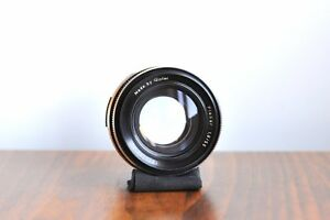ROLLEI-SL-Planar-50mm-f-1-8-for-Rollei-SLR35-mount-Good-User-Cleaning-marks