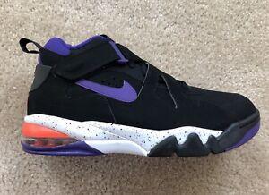 db16025e414 Nike Air Force Max CB Charles Barkley Suns Purple Shoes AJ7922-002 ...
