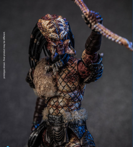 Hiya Toys 1 18 18 18 L0019 Exquisite Mini Predator 2 Shadow Predator Figure PVC Dolls e76f7f