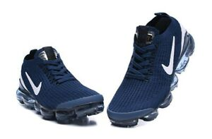 Nike-Air-VaporMax-Flyknit-3-0-2019-Men-039-s-running-shoes-Blue-Size10-5-Only-Sale