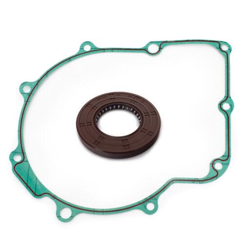 Wet Clutch Gasket /& Oil Seal Kit for Yamaha Rhino 660 04-07 Grizzly YFM660 02-08