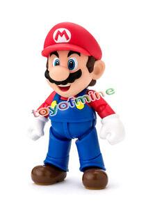 1 pieces nintendo super mario brother mario action figure ebay