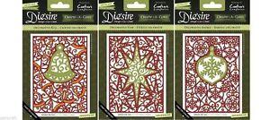 Crafters-Companion-NAVIDAD-Crea-un-Tarjeta-Plantilla-A6-Troquel-REDUCIDO
