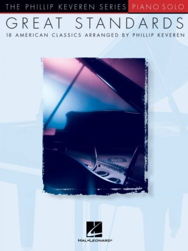 Great Standards Sheet Music 18 American Classics Arranged for Piano So 000311157