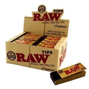 Raw-Tips-Natural-Unrefined-Original-Box-of-50-Tips-Full-Box-Loose