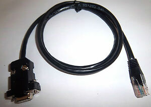 GPS CPC CGE DSUB 9 PIN  RJ45 PC TO BASE TELESCOPE CABLE - Leicester, Leicestershire, United Kingdom - GPS CPC CGE DSUB 9 PIN  RJ45 PC TO BASE TELESCOPE CABLE - Leicester, Leicestershire, United Kingdom
