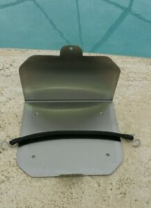 Details about Mercury outboard stainless steel oil tank bracket