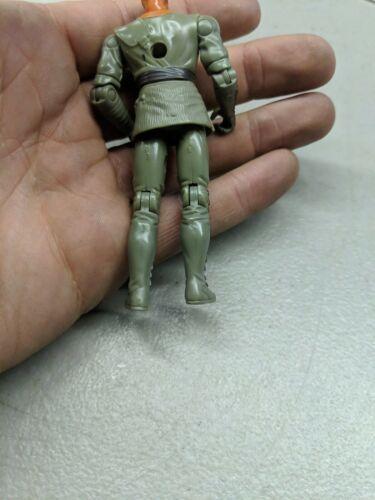 "2004 GI Joe Tiger Claw Ninja 3.75"" Action Figure"