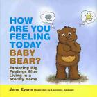 How are You Feeling Today Baby Bear? von Jane Evans (2014, Gebundene Ausgabe)