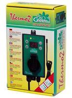 Bio Green Greenhouse Thermostat Thermo 2 Digital Tempreture Control