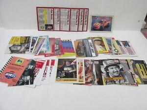 Vintage Various Mixed Race Car Nascar 40 Card Lot cs250