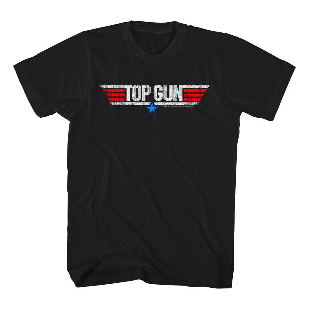 Vintage 90s Top Gun Tom Cruise Promo Movie Film T Shirt Large Size