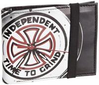 Independent Trucks Co' - Wallet - Time To Grind - Skateboard Wallet
