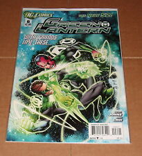 Green Lantern #6 Ivan Reis Variant Edition 1st Print Geoff Johns DC New 52