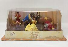 Disney Beauty And The Beast Figurine Playset