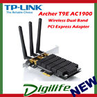 TP-Link AC1900 Archer T9E Wireless Dual Band PCI Express Adapter PC Desktop