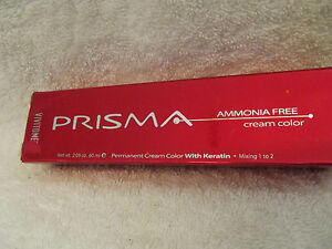 Image Is Loading Vivitone Prisma Ammonia Free Permanent Hair Color With