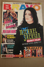 Bravo 16/1995 Michael Jackson, Kelly Family, Rolling Stones, Brad Pitt, Pamela