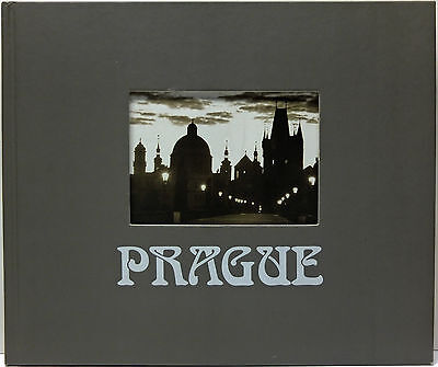 PRAGUE photographs by Jaroslav Guth 1995 Flow East hardcover