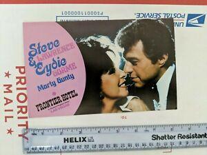 Vintage-Las-Vegas-Frontier-Hotel-Postcard-featuring-Steve-Lawrence-amp-Eydie-Gorme