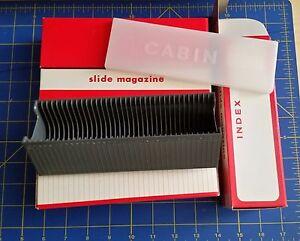 Cabin Slide Magazine - Lot of 4