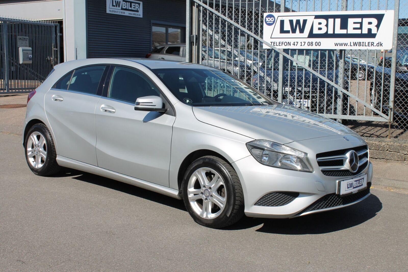 Mercedes A200 1,8 CDi Urban 5d - 139.900 kr.