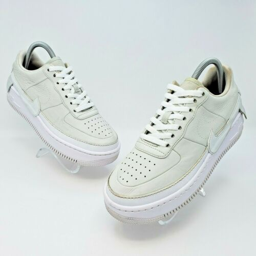 Nike Womens AF1 Low Jester XX Reimagined Triple Wh