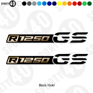 KIT 2 Stickers R1250 R 1250 GS AD-R1250-GS Exclusive