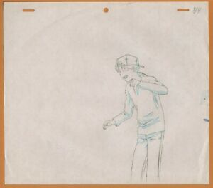 Golden-Boy-Prod-Drawing-Sketch-cel-anime-100-Kintaro-super-surprised