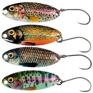 Top-Nomura-Isei-Real-Spoon-FISH-SPECIAL-TROUT-area-trote-2-3-3-5cm-amp-1-4-2-9g