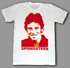 Bruce Springsteen -  Darkness Portrait T-shirt (Jarod Art Design)