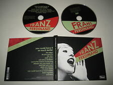 FRANZ FERDINAND/YOU COULD HAVE IT SO MUCH BETTER(DOMINO/WIGCD161X)CD+DVD ALBUM
