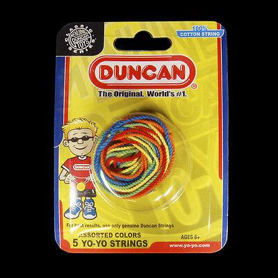 Duncan Pack of 5 Yo Yo Strings - Multi-Colour