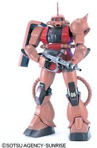 Bandai Hobby MS-06S Char's Zaku II Jumbo Grade Action Figure (1/35 Scale)