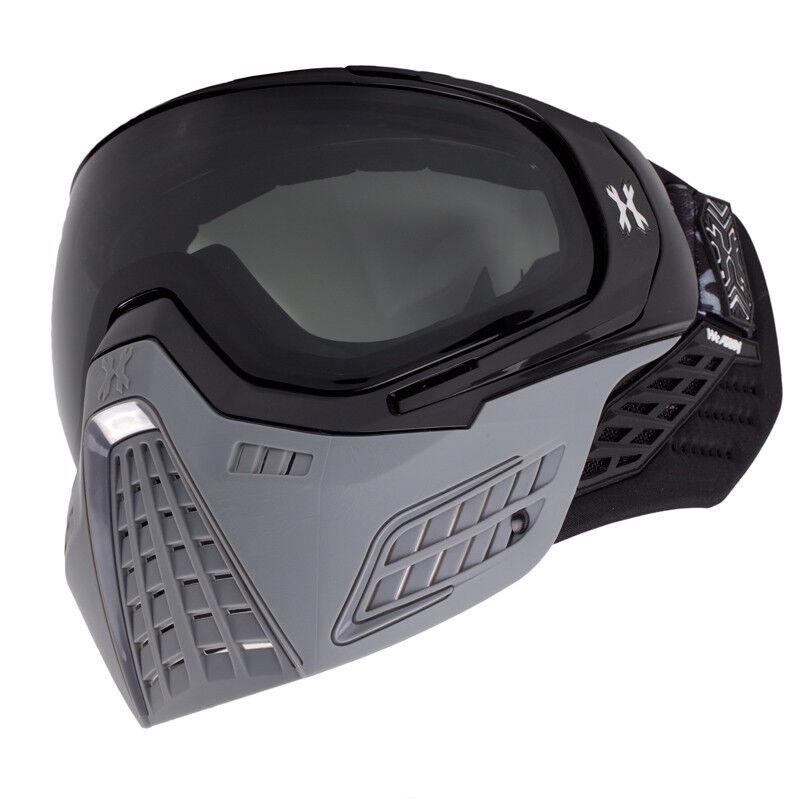 HK Army KLR KLR KLR Paintball Maske (SLATE Schwarz) e17421
