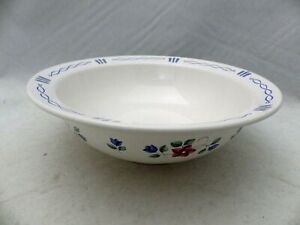 Pfaltzgraff Bonnie Brae pattern - Vegetable Serving Bowl - retired in 1999 - EUC