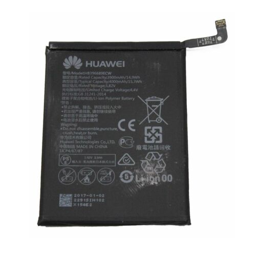Batería Huawei Mate 9 Pro LON-L29 HB396689ECW 3900mAh 3.82V Original Usado   eBay