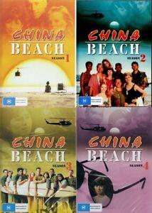 China Beach Complete TV Series Seasons 1 2 3 4 (1-4) NEW DVD Set Bundle