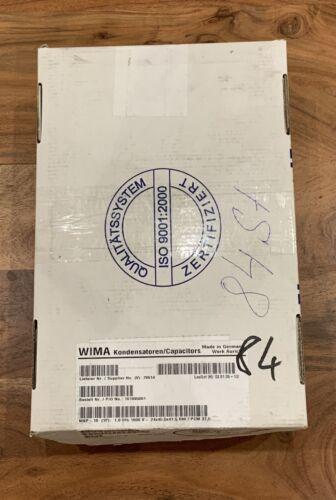 84x Wima MKP Kondensator capacitor 1 uF 1600V RM 41,5