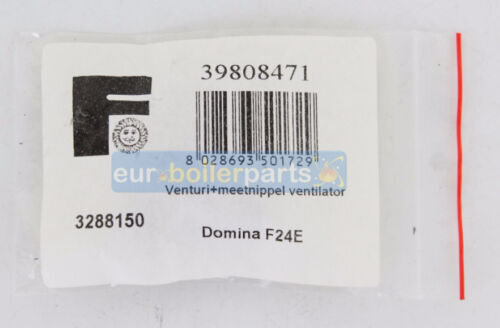 Ferroli Modena 80//1 Ventilateur Venturi Long 39805611 NEUF