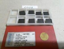 Fette 1067463 Carbide Insert Grade Sean 1504 Af 8 Pcs