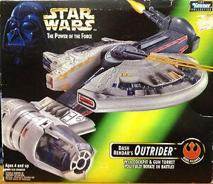 Star Wars: Potf Dash Rendar's Outrider - Nouveau scellé 76281698144