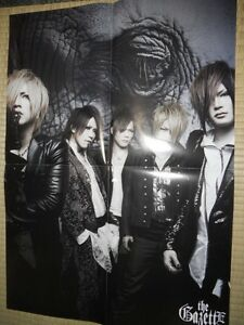 Details about the GazettE PSC Visual-Kei POSTER JapanLimited!