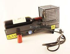 CAPSULATORE TERMOCAPSULATRICE ORIZZONTALE elettrica per capsule PVC