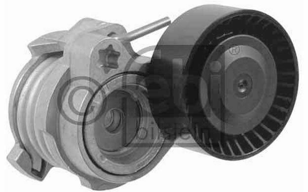pack of one febi bilstein 21629 Tensioner Assembly for auxiliary belt