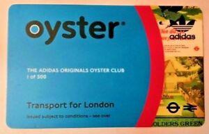 oyster card adidas