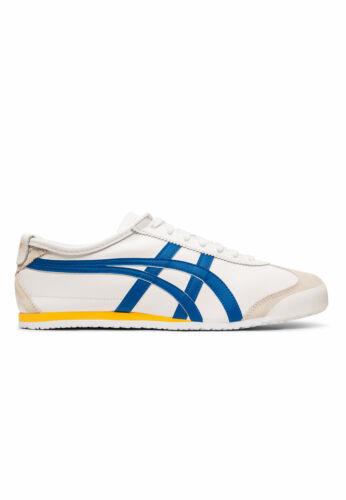 Tiger libertà Sneaker 66 Onitsuka Uomo 100 BiancoBlu Mexico 1183a201 n0PkwO