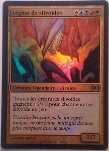 Legion-de-Slivoides-PREMIUM-FOIL-VF-French-Sliver-Legion-Magic-Mtg-NM